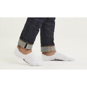 """Unisex Sneakersocken im 5er Pack """"ELON 5-pack no show footie"""" aus Biobaumwolle - GOTS/Vegan - KnowledgeCotton Apparel"""