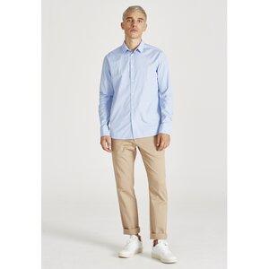 Hemd KENT mit schmalen Streifen aus Bio-Baumwolle - Givn BERLIN