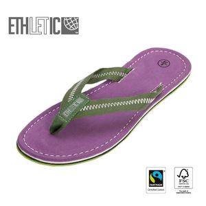 Fair Flip Classic Passionate Purple | Camping Green - Ethletic
