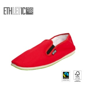 Fair Fighter Classic Cranberry Red - Ethletic