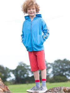 Kinder Sweatjacke mit Kapuze reine Bio-Baumwolle - Kite Clothing