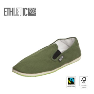 Fair Fighter Classic Camping Green - Ethletic
