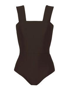 Swimsuit No.6 - minimalistischer Badeanzug mit breiten Trägern für alle Größen - RENDL