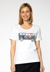 Damen T-Shirt Filled with love - Elkline