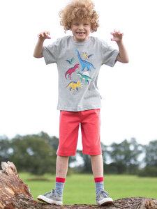 Kinder T-Shirt Dino-Stomp reine Bio-Baumwolle - Kite Clothing
