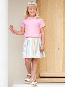 Mädchen Blusenshirt reine Bio-Baumwolle - Kite Clothing