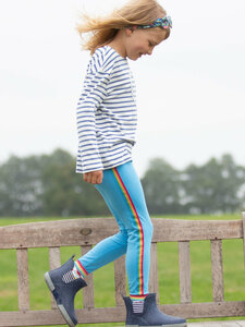 Baby und Kinder Leggings Side Stripe Bio-Baumwolle - Kite Clothing