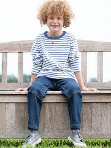 Kinder Langarm-Shirt reine Bio-Baumwolle - Kite Clothing