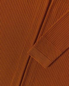 Fiord Seed Long Cardigan - 100% bio merino wolle - Le Pirol