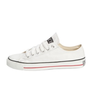 Fair Trainer Lo Cut Classic Just White | Just White - Ethletic
