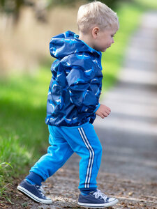 Kinder Regenjacke recyceltes Polyester - Kite Clothing