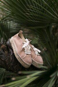 The Tuscany Sneaker Espadrilles - Jutelaune