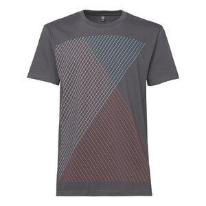 ThokkThokk Spacegrid T-Shirt Castlerock - THOKKTHOKK