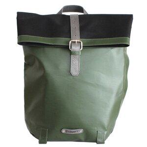 Laptop-Rucksack aus Persenning - Sowe 7.3 - 7clouds