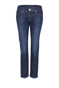 Womens Straight Cropped Jeans Kyanos - goodsociety