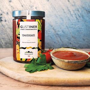 Tomatensauce 500g 4er Pack essfertig - Gustiner