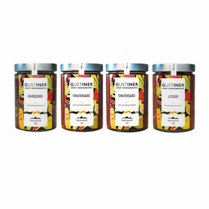 GUSTINERs Hausgemachte Tomaten Spezialitäten, essfertig - Gustiner