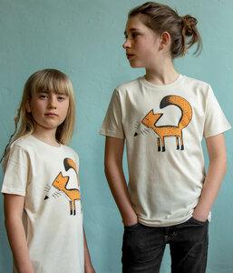Kinder T-Shirt Franzi Fuchs - Cmig