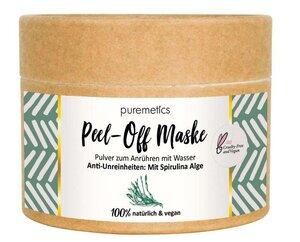 Puremetics Peel-Off Maske, plastikfrei, Diverse Sorten - Puremetics