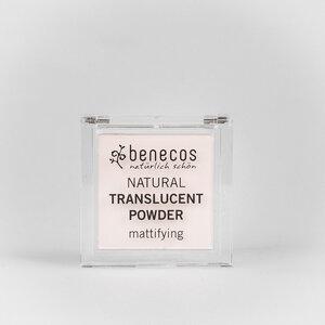 benecos Natural Translucent Powder - benecos