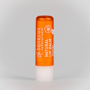 benecos Natural Lip Balm orange - benecos