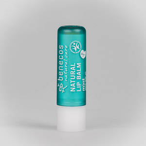 benecos Natural Lip Balm mint - benecos