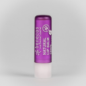 Naturkosmetik - Lippenbalsam - Johannisbeere - vegan - benecos