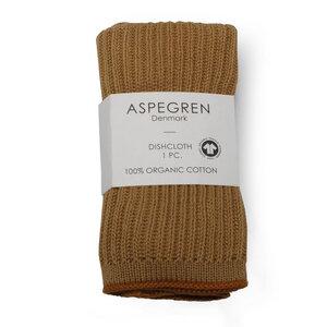 Spültücher Ripple 25 x 28 cm Bio-Baumwolle - Aspegren