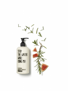 All Natural Rosemary Grapefruit Conditioner - Stop The Water While Using Me!