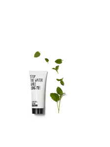 All Natural Wild Mind Toothpaste - Stop The Water While Using Me!