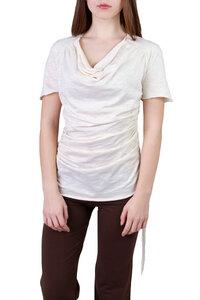 Shirt / Kleid Camelia off white - Ajna