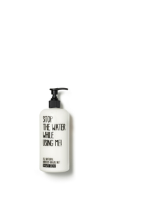 All Natural Hibiscus Brazil Nut Shower Cream - Stop The Water While Using Me!