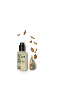 All Natural Almond Fig Body Oil - Stop The Water While Using Me!