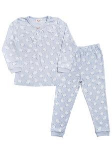 Kinder Pyjama reine Bio-Baumwolle - People Wear Organic