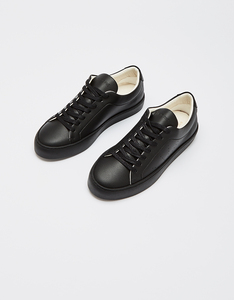 Laced Sneaker #gràcia, dein lässiger Minimalist  - NINE TO FIVE