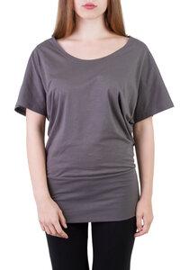 Oversize T-Shirt Gina grau - Ajna