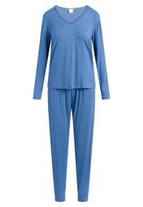 "Pyjama Set, lange Hose und Longsleeve ""Jordan L/S"" True navy AOP - CCDK"