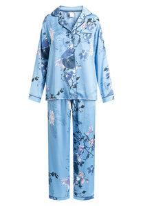 "Pyjama Set, lange Hose und Langarmhemd ""Josephine L/S"" Allure AOP - CCDK"