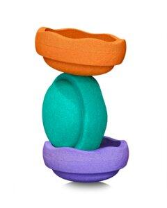 Stapelstein Colors, 3er Set - Stapelstein