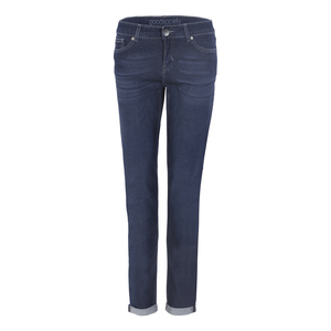 Womens Slim Tapered Light Jeans - Kyanos - goodsociety