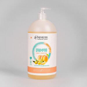 benecos Natural Shampoo Family Size Aprikose & Olive - benecos
