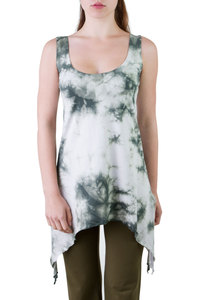 Top Tunic Spinell batik forest - Ajna
