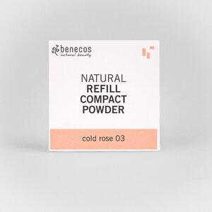 Biokosmetik - Refill Compact Powder - talkfrei - vegan - benecos