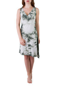 Kleid Julie batik forest - Ajna