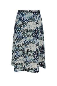 Frauenrock mit Taschen aus Bio Baumwolle - MARIA SEIFERT