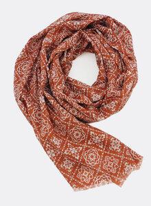 Schal aus Bio-Baumwolle – Ornament 3234 - Djian Collection