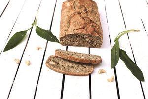 Brot 'Grüne Schnitte' - Dankebitte