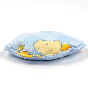 Lotties Baby Kirschkernkissen rund Bio Baumwolle ∅ 7 cm - Lotties