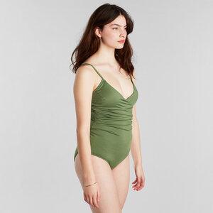 Wrap Swimsuit Klinte - DEDICATED