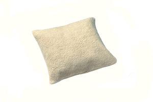 Lotties Baby Kirschkernkissen eckig Bio Baumwolle 20 oder 30 cm - Lotties